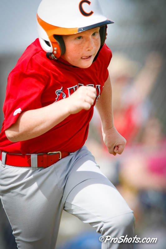 Baseball Action Shots