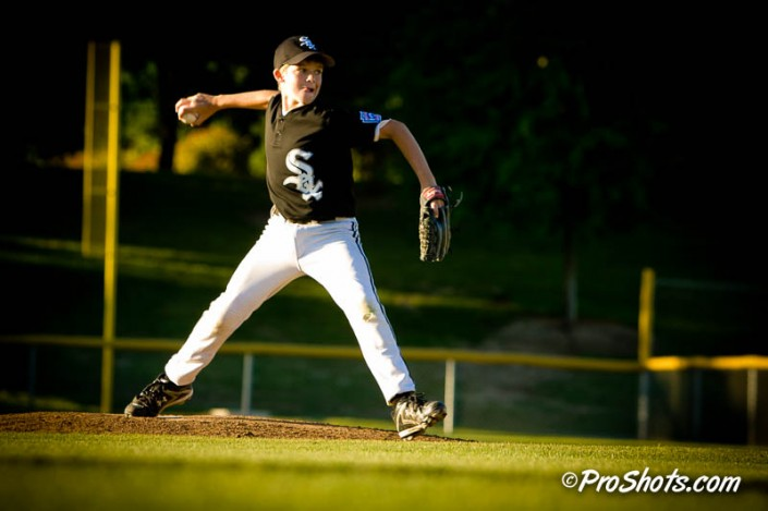 Baseball Action Shots