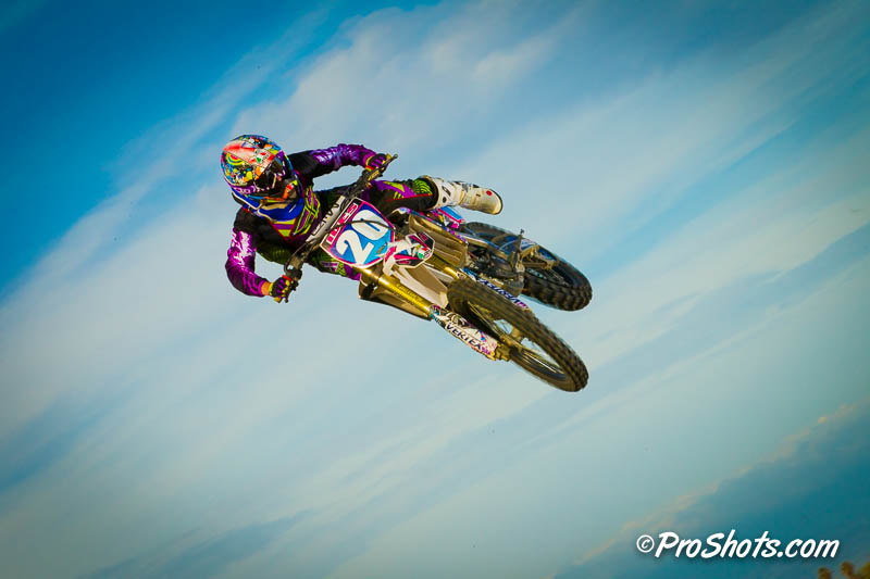 Jackie Ives Pro Womens Motocross Action Shots
