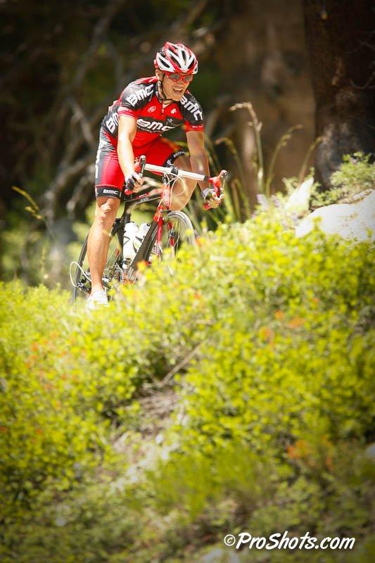 Cycling Action Shots