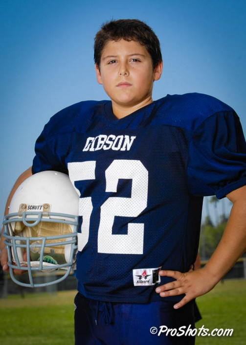 Fresno Youth Sports Football Team Pictures