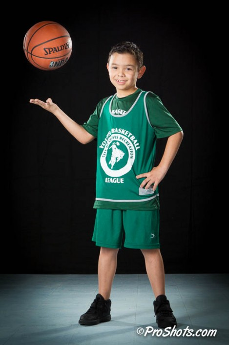 Pro Shots Basketball Portraits