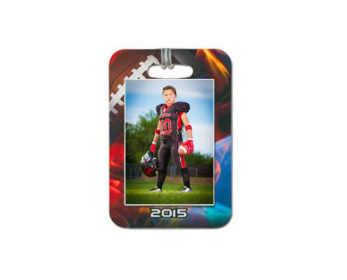 Pro Shots sports picture products Bag Tag