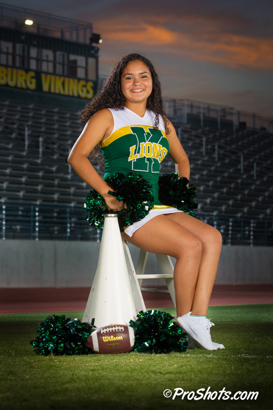 Fresno Youth Sports Cheer Team Pictures